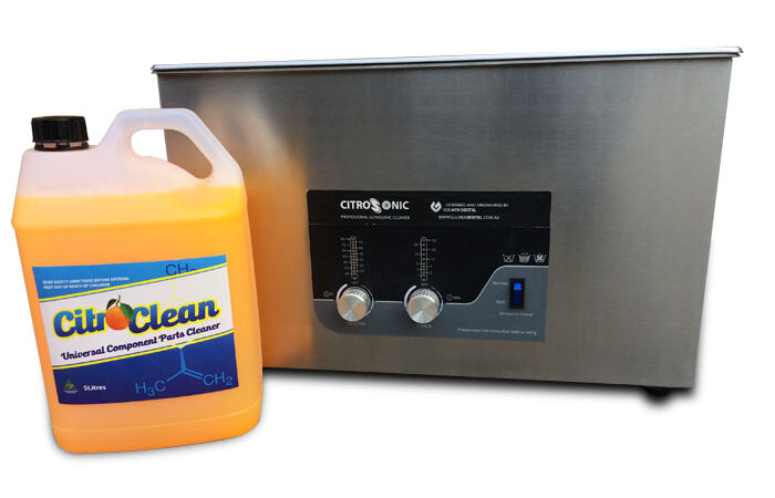 What is Ultrasonic Cleaning